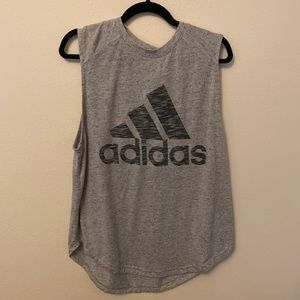 Adidas Muscle Tank Top
